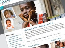 The Adoption Law Firm - Website